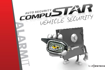 alarm it, with compustar
