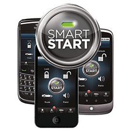 Directed SmartStart app for smartphones.