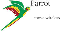 parrot, move wireless