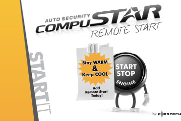 start it, with compustar