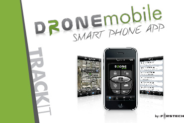 track it, with drone mobile